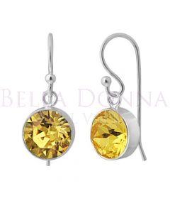 Silver & November YC Earrings
