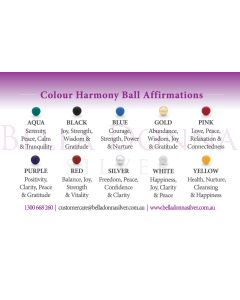 Colour Harmony Ball Story Card