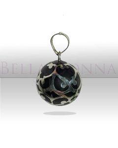 Silver & Black Lace Harmony Ba